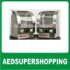 Round top AED wall cabinet w/alarm