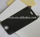 Mobile phone screen guard anti glare fingerprints proof privacy screen guard for apple iphone 4