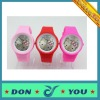 Silicone Wrist Watches in 2012 Fashion