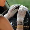 Lady's colorful anti-uv gloves