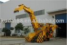 KDLWL-150 crawler excavator and loader (150cbm/h)