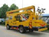 dongfeng high working platform truck