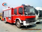 4x2 isuzu FTR fire fighting truck
