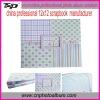 china professional post bound 10 sheet 12x12 scrapbook