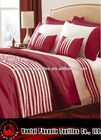 3D pleated duvet cover set