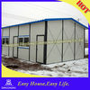 New Design Modular One Storey Prefab House Prefabricated Steel Structure Building