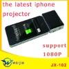 the latest iphone mini projector iphone 4,4S, iPad and iPad 2