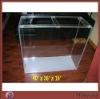 Transparent Cubic 5mm Thickness Acrylic Tank Aquarium