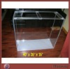 Transparent Cubic 5mm Thickness Acrylic Tank Aquarium