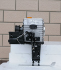 Rapier loom Edge folding device