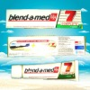 blend-a-med organic toothpaste