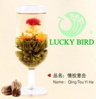 Blooming Tea Qing Tou Yi He