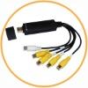USB DVR Surveillance System 4 Channel