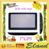 7 inch gps free shipping