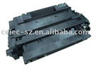 Remanufactured toner cartridge for CE255A 55A