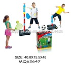 MQ62647 2 in 1 sport set football + tennis ball