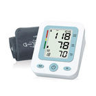 Arm blood pressure monitor with LCD display type