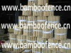 Natural Bamboo Cane border for flower support or vegetables