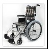 Anodized aluminum wheelchair (CE Approved) (AW07)