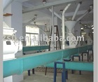 flour milling machine wheat mixing system