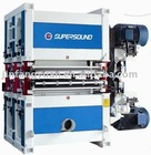 Double-Side Four-Head Sanding machine