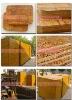 Noah brick bamboo pallet