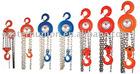 HSZ hand manual chain block