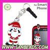 Wholesale Earphone Jack Plug Stopper for Christmas