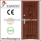 Modern Steel Main Door (CE/ISO9001/SON)