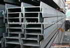 Hot rolled IPEAA Q235/SS400/ST37-2 Mine Steel I-Beam sizes
