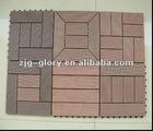 WPC DIY Outdoor Flooring
