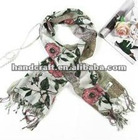 popular wool scarf for 2012 new design,scarf winter