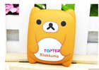 2800 bear Rilakkuma cartoon style portable battery for smart phone and tablet