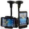 for HTC Inspire 4G Car Windshield Dash Mount Cradle Holder Kit Desire G10