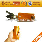 Oil Leather Key Chain