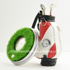 Golf Pen and Pen Holder (Optional Multi-Color, Clock) D64480