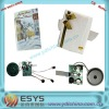 Recordable chip . recordable module can record message by customer,Used for card,gifts box.Book