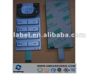 2011 High quality membrane keypad switch