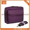17 inch Purple Notebook Laptop Shoulder Messenger Bag Carry on Briefcase