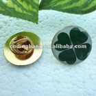 four leave clover badge
