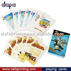 Food promotions playing card