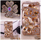 cell phone DIY alloy Clover accessories decoration DIY accessories necklace DIY accessories 2114