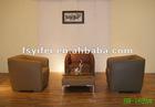 PU Single Seater Hotel Sofa Sets HM-162A