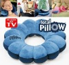 flower pillow cushion/neck pillow swivel pillow healthy care