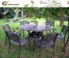 Cast Aluminum Patio Sets/Patio Garden Furniture