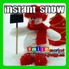 New arrival novelty Non-toxic polymer instant snow powder