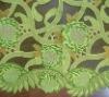 African Chiffon Lace