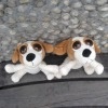 20cm fashion stuffed plush shar pei dog toys