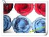 2012 New Fashion Fur Flower Fur Accessories, Rabbit Fur Flower Fur Accessories