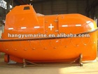 Totally enclosed Lifeboat/Rescue boat fro ship